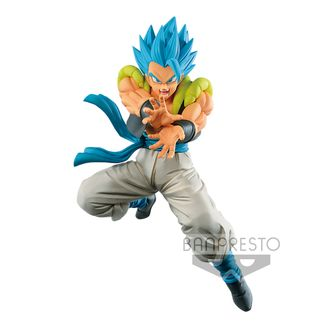 Gogeta SSGSS Figure Dragon Ball Super Kamehameha II