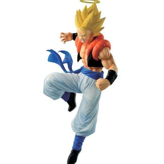 Copy Gogeta SSJ Figure Dragon Ball Dokkan Battle Ichibansho