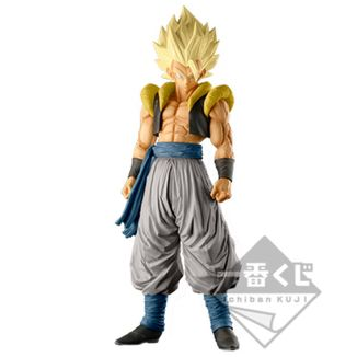 Figura Gogeta SSJ Dragon Ball Super Master Stars Piece Ichiban Kuji