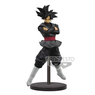 Goku Black Figure Dragon Ball Super Chosenshiretsuden II Vol 2
