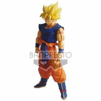 Goku SSJ Masterlise Legend Battle Figure Dragon Ball Super