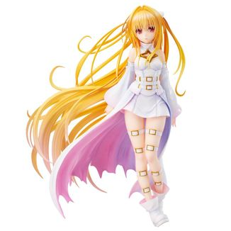 Figura Golden Darkness White Transformer To Love Ru Darkness