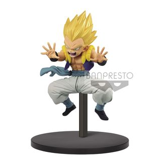 Gotenks SSJ Figure Dragon Ball Super Chosenshiretsuden