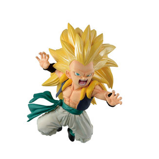 Figura Gotenks SSJ3 Dragon Ball Legends Ichibansho Rising Fighters