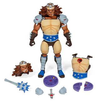 Figura Grune The Destroyer Thundercats Ultimates