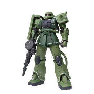 Figura Gundam MS 06C Zaku II Type C Mobile Suit Gundam The Origin GFFMC