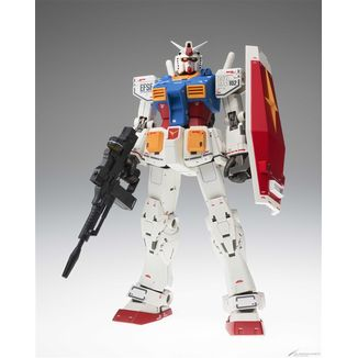 Figura Gundam RX 78 02 Mobile Suit Gundam The Origin GFFMC 40th Anniversary
