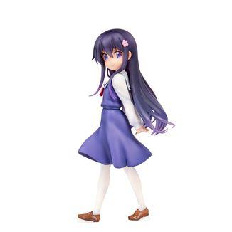 Hana Shirosaki Uniform Figure Watashi ni Tenshi ga Maiorita