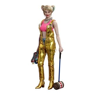 Harley Quinn Figure Birds of Prey Movie Masterpiece