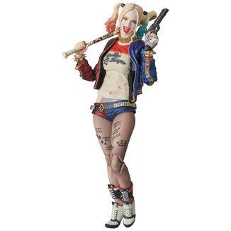 Harley Quinn Figure Suicide Squad MAF EX