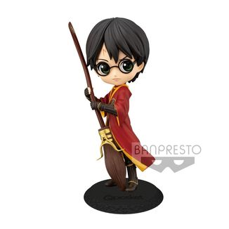 Harry Potter Quidditch Style Figure Harry Potter Q Posket