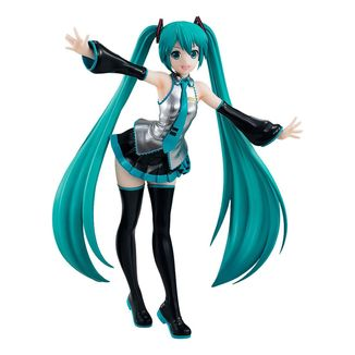 Figura Hatsune Miku Character Vocal Series 01 Vocaloid Pop Up Parade