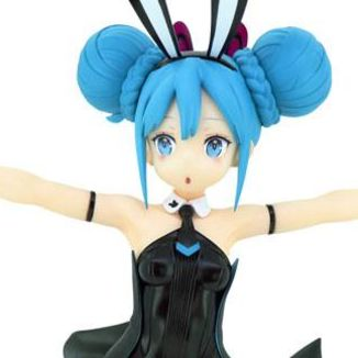 Hatsune Miku Figure Vocaloid BiCute Bunnies
