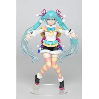 Hatsune Miku Winter Image Figure Vocaloid