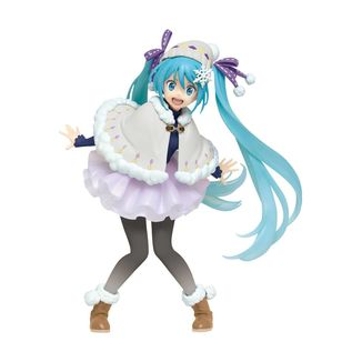 Figura Hatsune Miku Winter Renewal Vocaloid