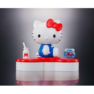 Hello Kitty 45th Anniversary Chogokin Figure