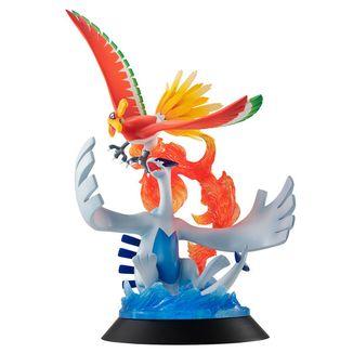 Ho-Oh & Lugia Figure Pokemon G.E.M. EX