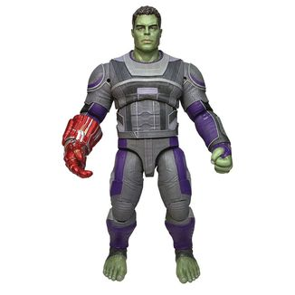 Hulk Hero Suit Avengers Endgame Marvel Select