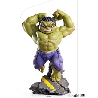 Hulk Figure Marvel Comics The Infinity Saga Mini Co