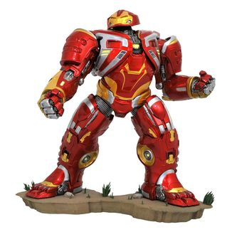 Figura Hulkbuster MK2 Deluxe Vengadores Infinity War Marvel Movie Gallery