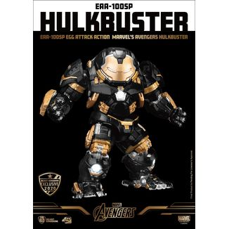 Hulkbuster Figure Avengers Age of Ultron Egg Attack