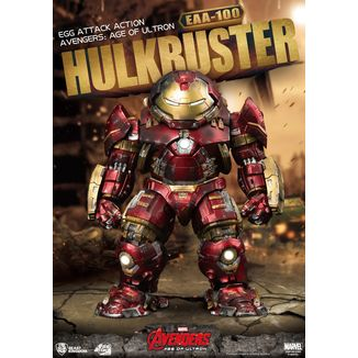 Hulkbuster Figure Avengers La Era de Ultron Marvel Egg Attack