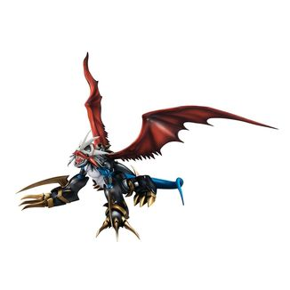 Figura Imperialdramon Dragon Mode Digimon Adventure 02 G.E.M. Precious