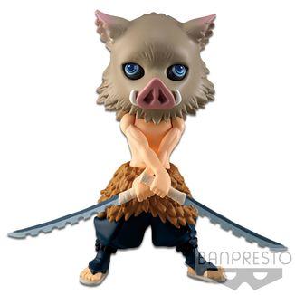 Figura Inosuke Hashibira Kimetsu no Yaiba Q Posket Petit Vol 2