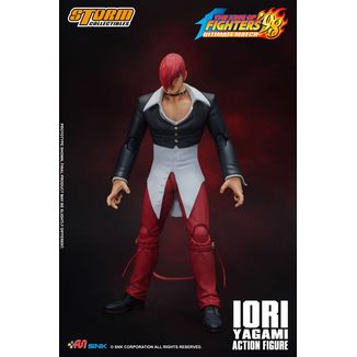 Figura Iori Yagami King of Fighters 98 Ultimate Match
