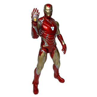 Iron Man Mark 85 Vengadores Endgame Figure Marvel Select