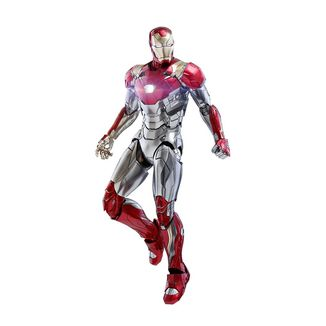 Figura Iron Man Mark XLVII Spider-Man Homecoming Movie Masterpiece