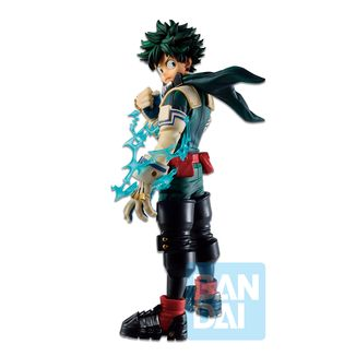 Izuku Midoriya DOU Figure My Hero Academia Lets Begin Ichibansho