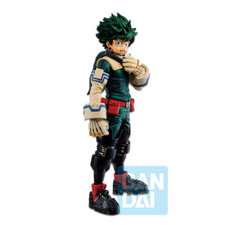 Izuku Midoriya Figure My Hero Academia Lets Begin Ichibansho