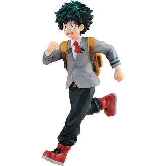 Izuku Midoriya Figure My Hero Academia Pop Up Parade