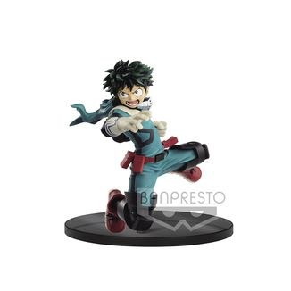 Figura Izuku Midoriya My Hero Academia The Amazing Heroes Vol 10