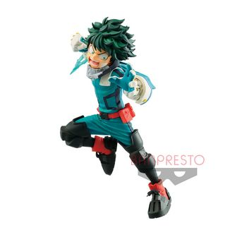 Figura Izuku Midoriya My Hero Academia The Movie Heroes Rising