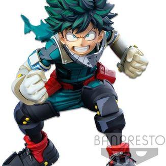 Figura Izuku Midoriya Two Dimensions My hero Academia Colosseum Modeling Academy Super Master Stars Piece