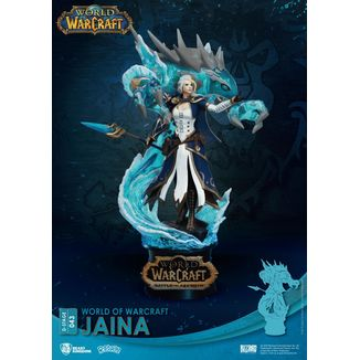 Figura Jaina World of Warcraft D-Stage