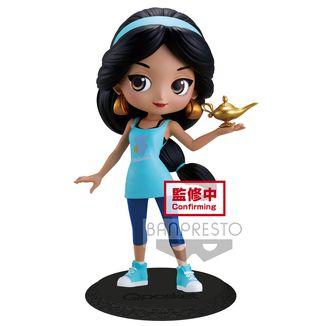 Jasmine Avatar Style Figure Disney Characters Q Posket