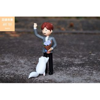 Figura Jin BTS Art Toy