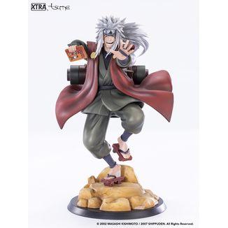 Figura Jiraiya Naruto Shippuden XTRA