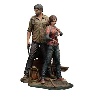 Joel & Ellie Figure The Last of Us