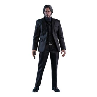 John Wick Figure John Wick 2 Movie Masterpiece