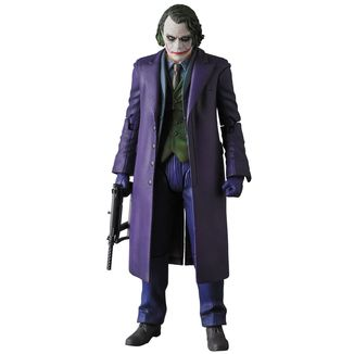 Figura Joker Batman The Dark Knight Rises MAF EX
