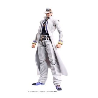 Jotaro Kujo Figure Jojo's Bizarre Adventure Super Action Chozokado