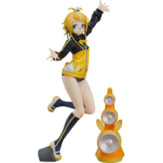 Figura Kagamine Rin Stylish Energy R Hatsune Miku Project Diva F 2nd Vocaloid