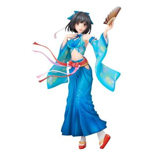 Figura Kako Takafuji Talented Lady of Luck The Idolmaster Cinderella Girls