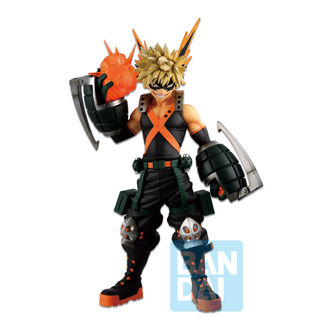 Katsuki Bakugo DOU Figure My Hero Academia Lets Begin Ichibansho
