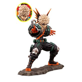 Katsuki Bakugo Exclusive Figure My Hero Academia ARTFXJ