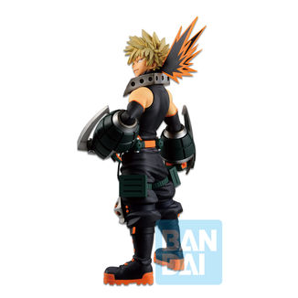 Katsuki Bakugo Figure My Hero Academia Lets Begin Ichibansho